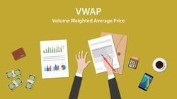 Resized volume weighted average price